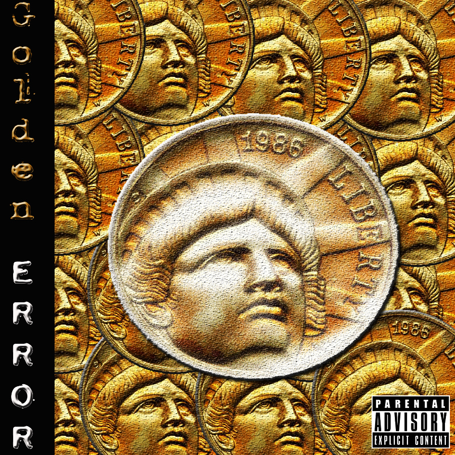 Golden Error Cover