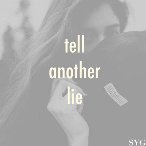 SYG - Tell Another Lie (prod. Fudjo)
