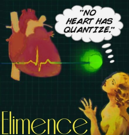 no heart has quantize