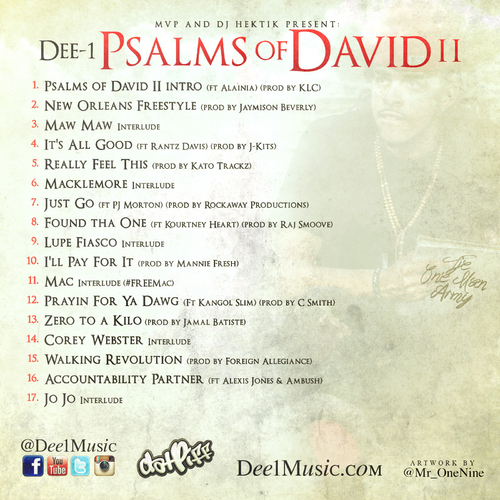 Dee-1_Psalms_Of_David_2-back-large
