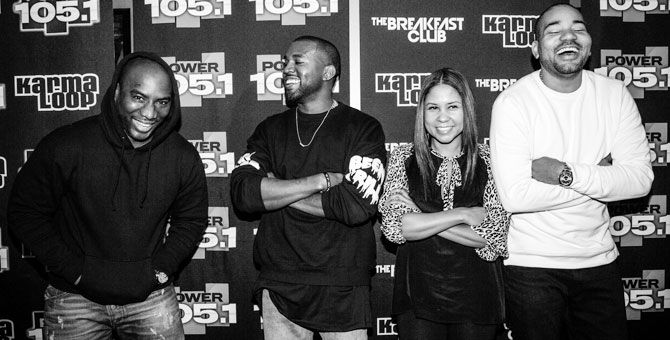 kanye on breakfast club