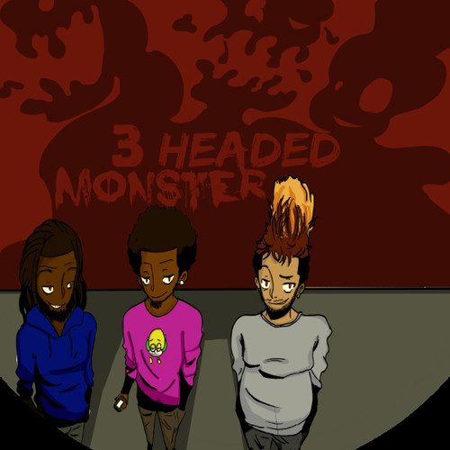 3headedmonster