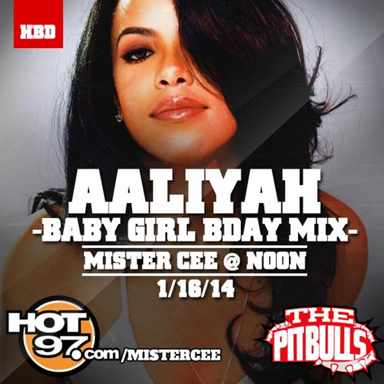 aaliyah bday mix
