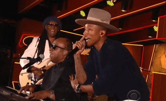 pharrell stevie daft punk