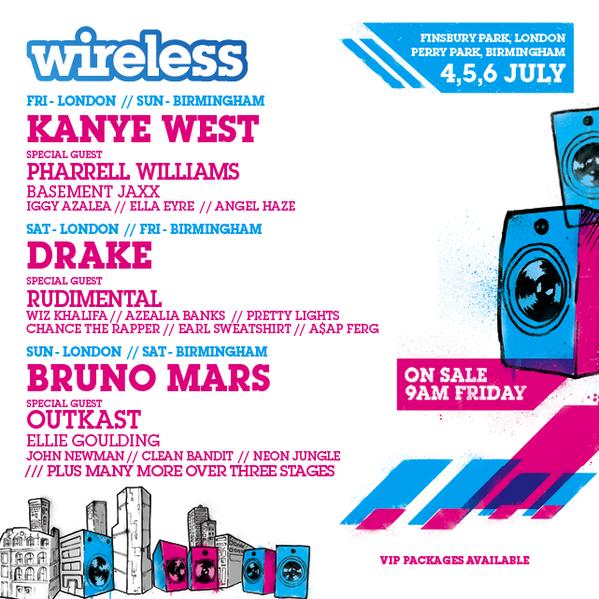 wireless fest