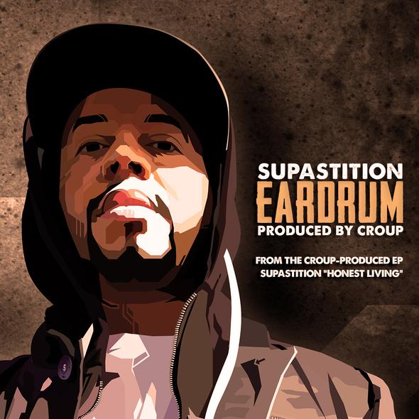 Eardrum - cover