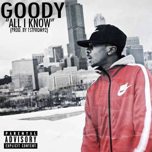 Goody - All I Know Artwork
