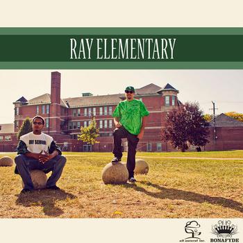 Mulatto Patriot & Primeridian's Simeon Viltz- Ray Elementary (Album)