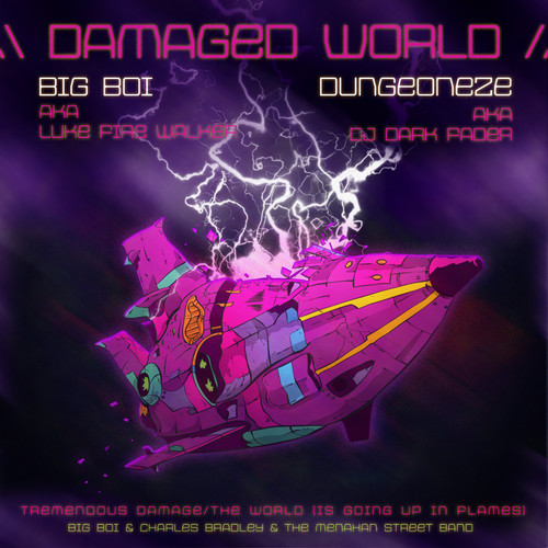 damaged world