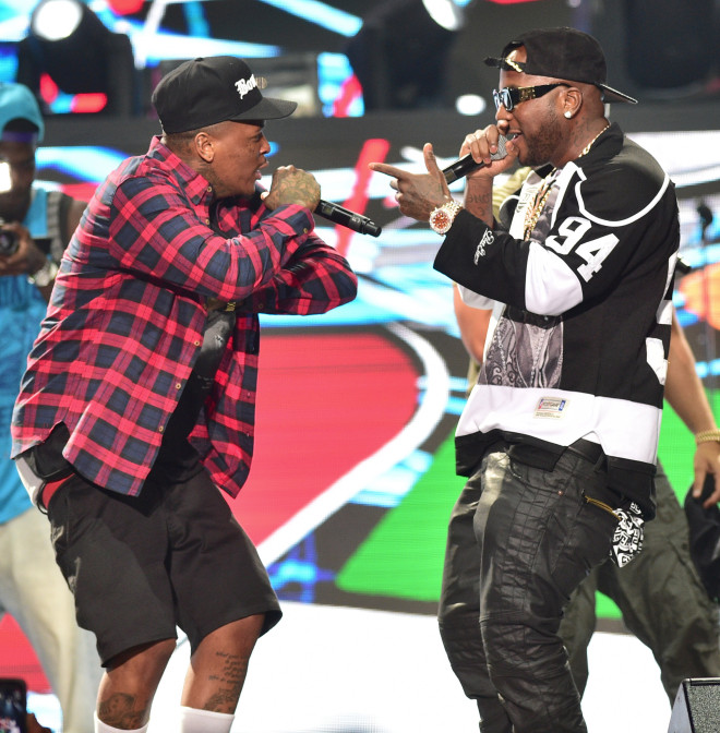 YG & Young Jeezy Perform At Birthday Bash 19