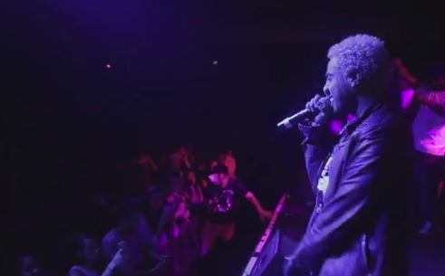 vic mensa performs new song in new york video relax
