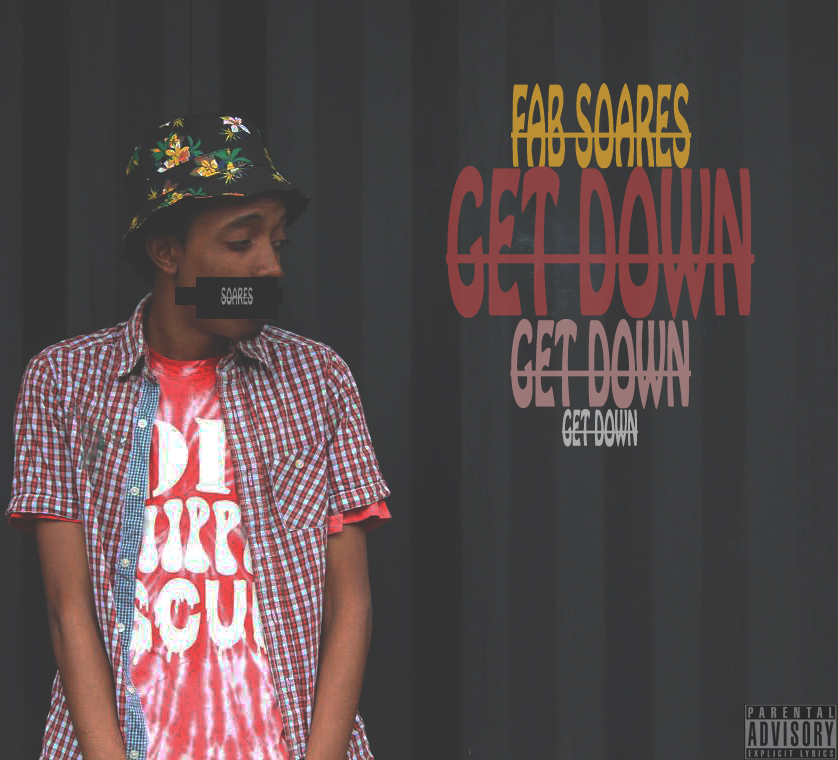 Fab Soares - Get Down Artwork