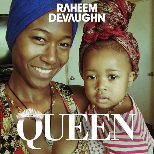 queen raheem devaughn