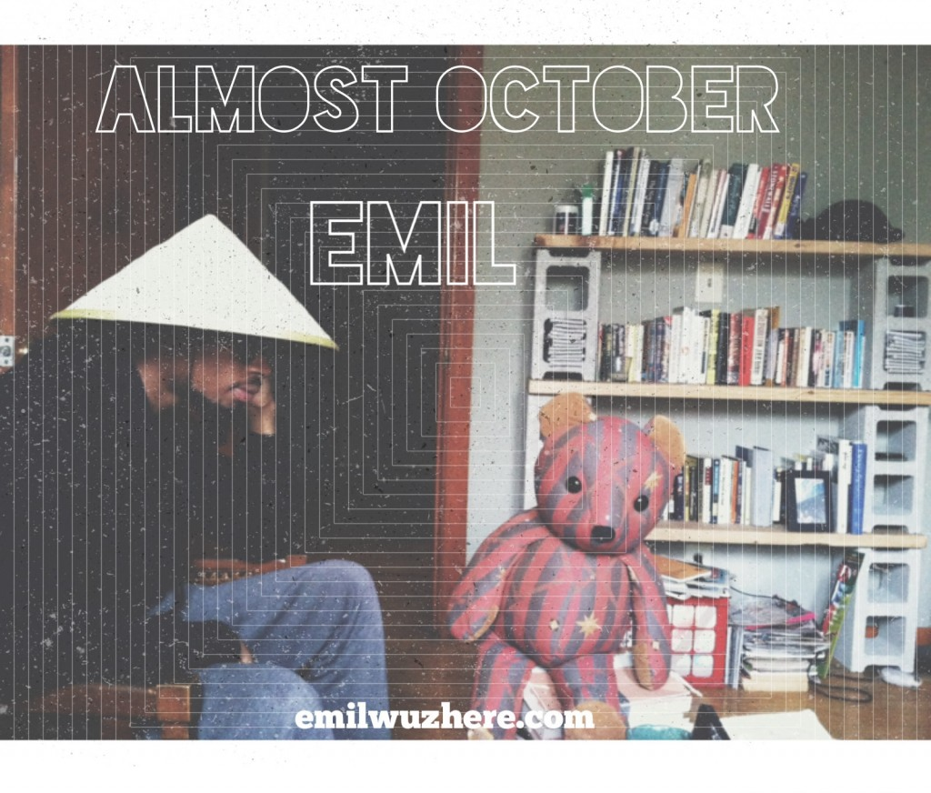 Almost October Cover