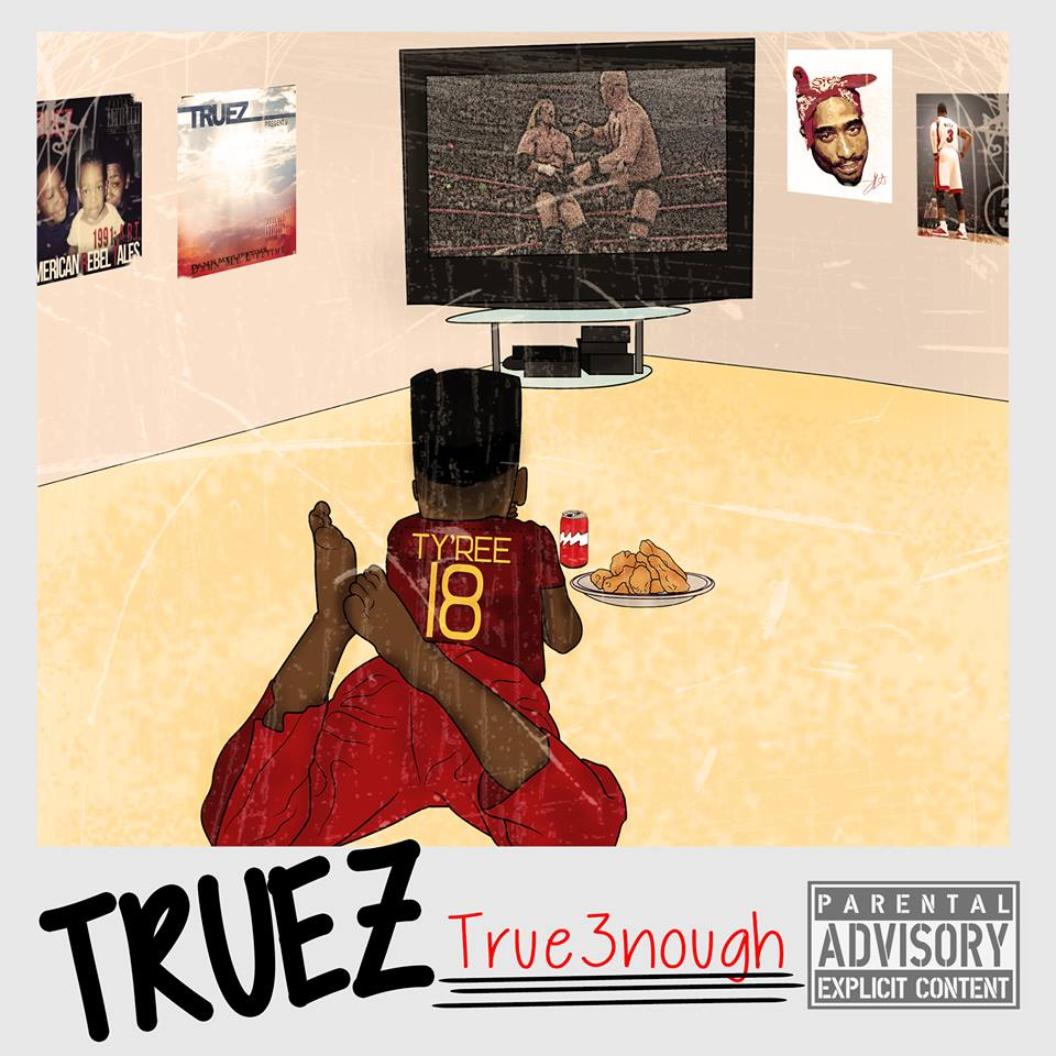True3nough‬ cover