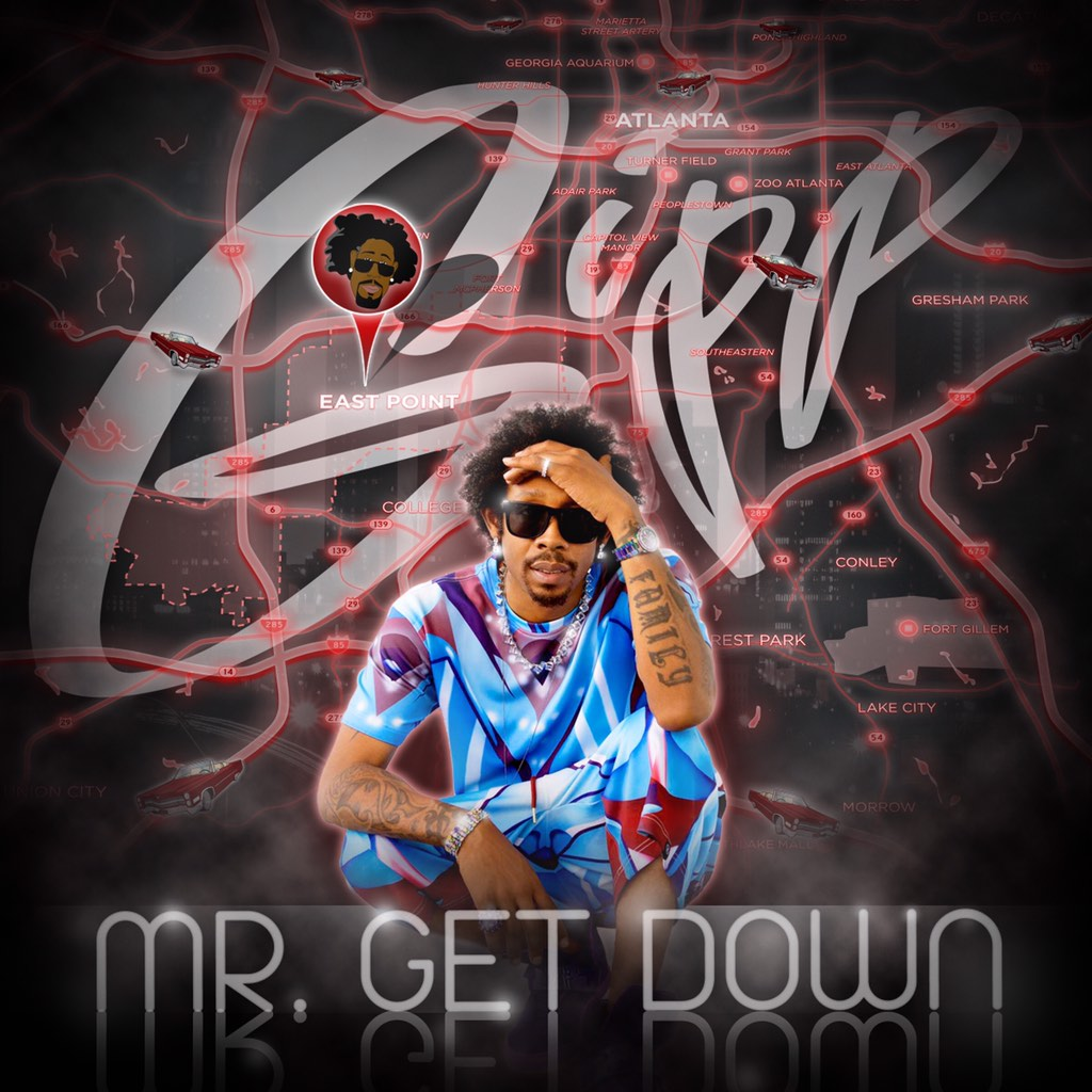 Big Gipp Mr. Get Down Artwork