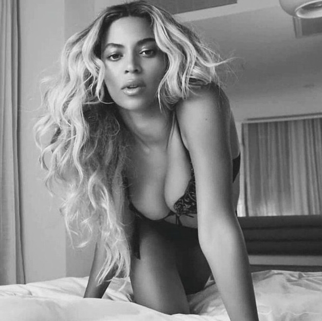 beyonce bed Blow
