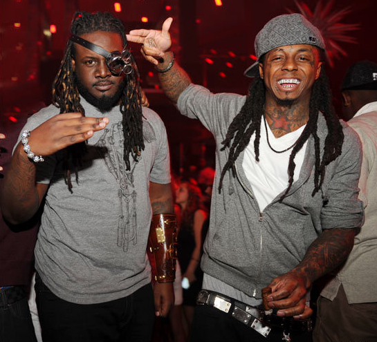 lil-wayne-and-t-pain Let Me Through