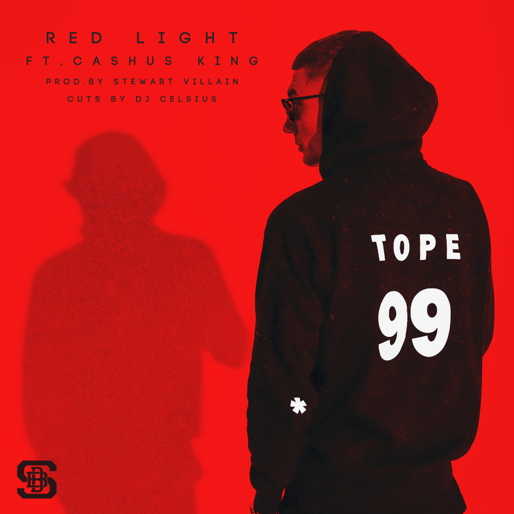 tope red light