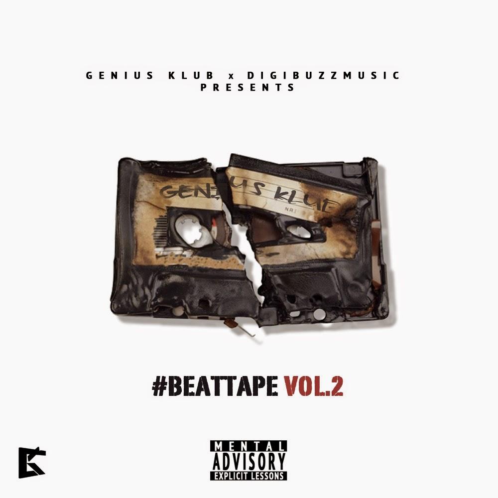 #BeatTape 2 FRONT