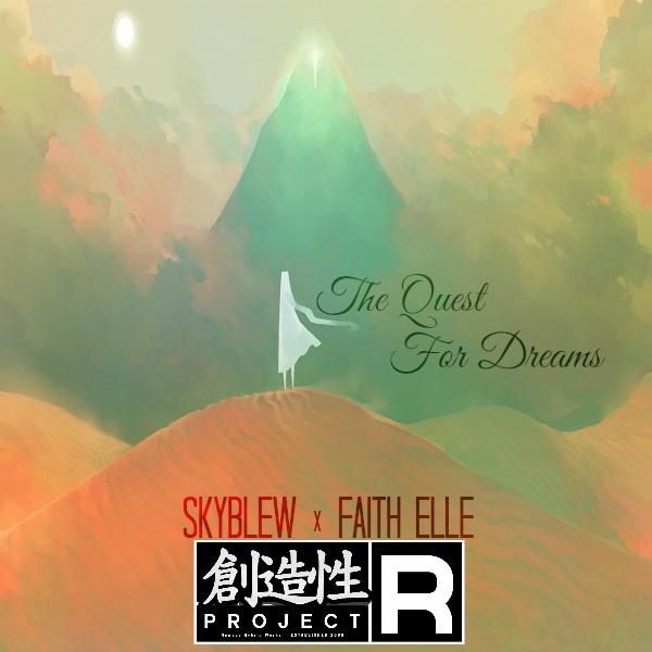 QFDART Skyblew Faith Elle