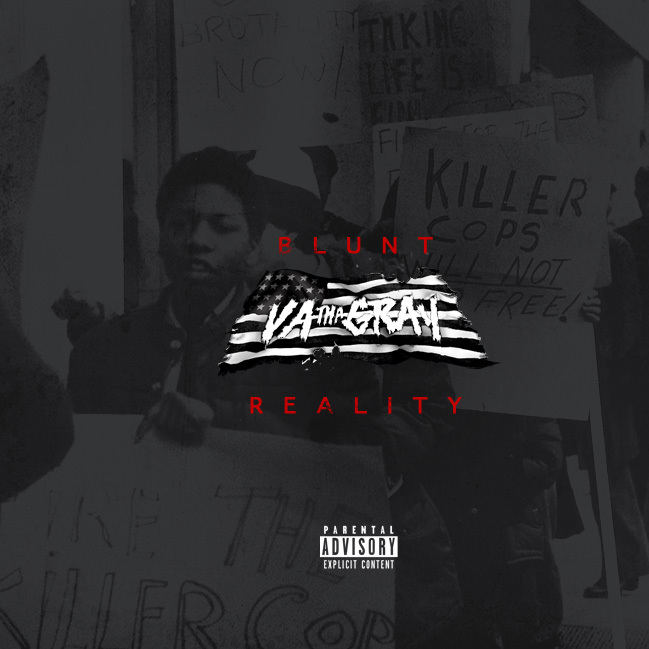 blunt reality cover