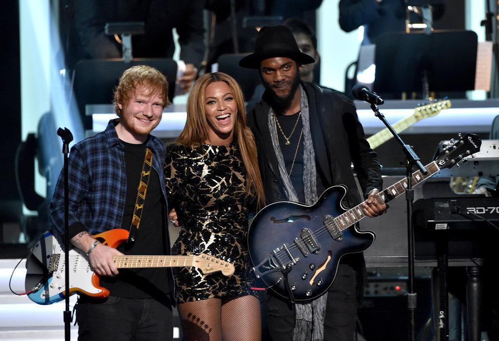 Beyoncé-Ed-Sheeran-Perform-Stevie-Wonder