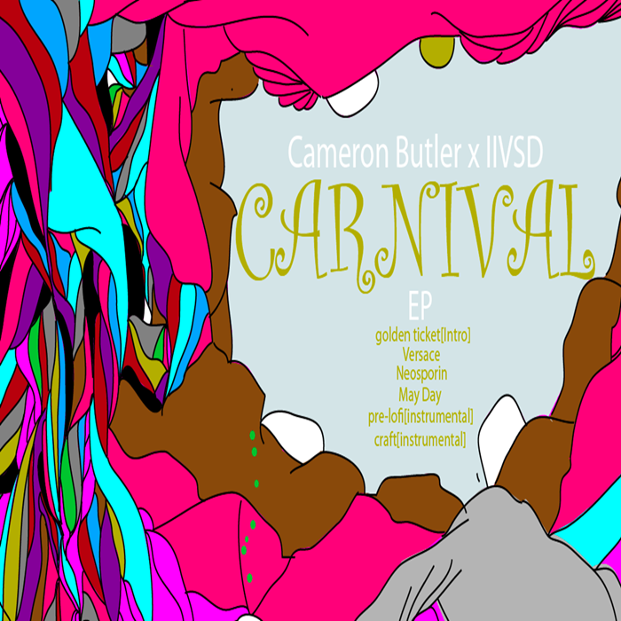 Cameron Butler carnival EP