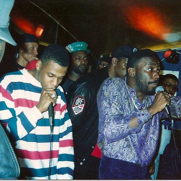 Jay z Big Daddy kane rap city