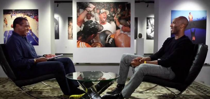 Kobe Bryant The Interview