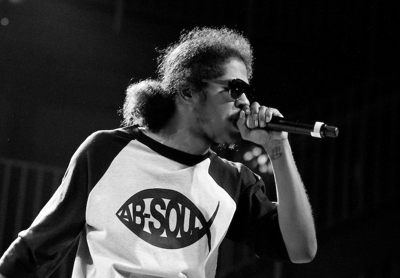 Ab-Soul: 47 Bars Music Matters Tour