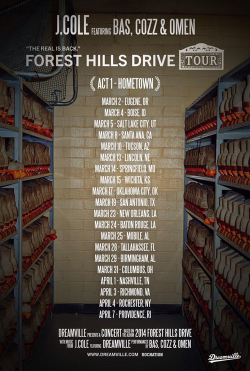 j-cole-forest-hills-drive-tour-dates