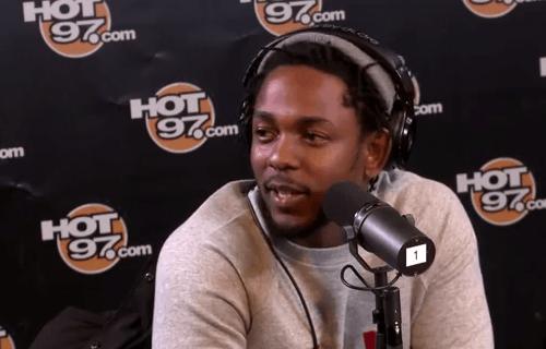 Kendrick Lamar Hot 97 TPAB