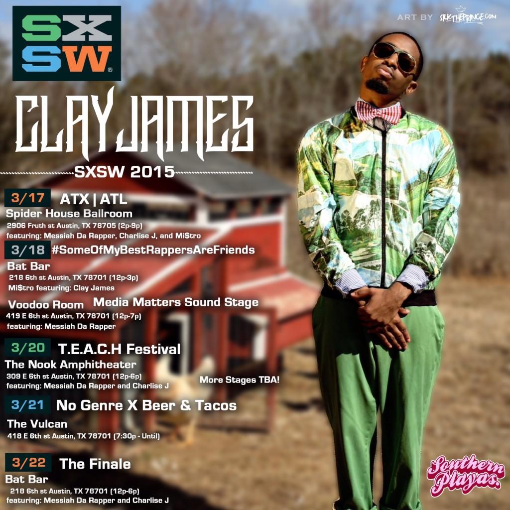 clay james sxsw