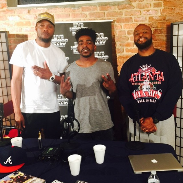 Truez Visits The Good Hennec Show
