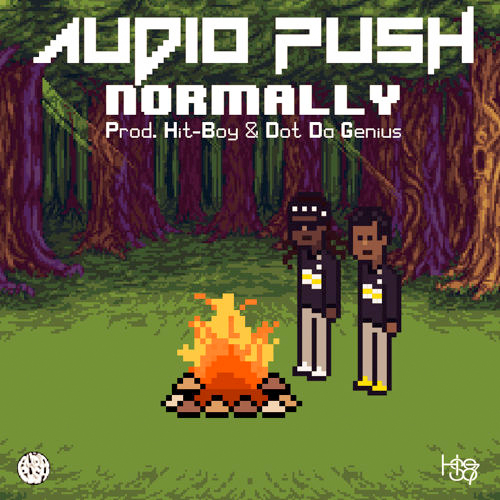 audio-push-normally