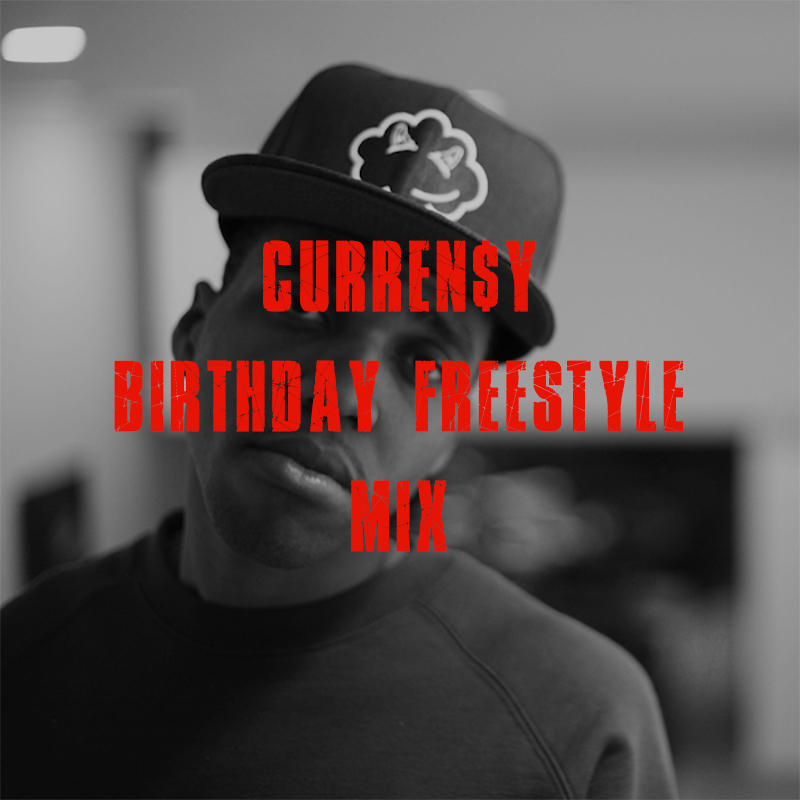 curren$y birthday freestyle