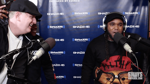 sway in the morning headkrack freestyle