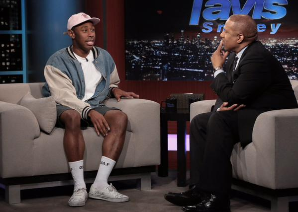 tyler, the creator tavis smiley