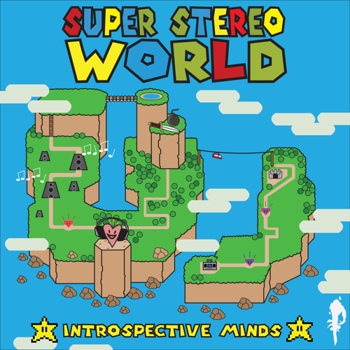 Introspective Minds SUPERSTEREOWORLD