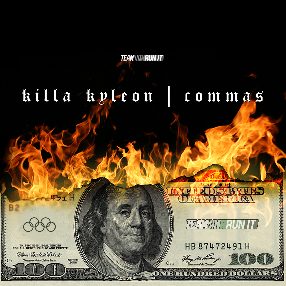 Killa Kyleon - Commas Freestyle