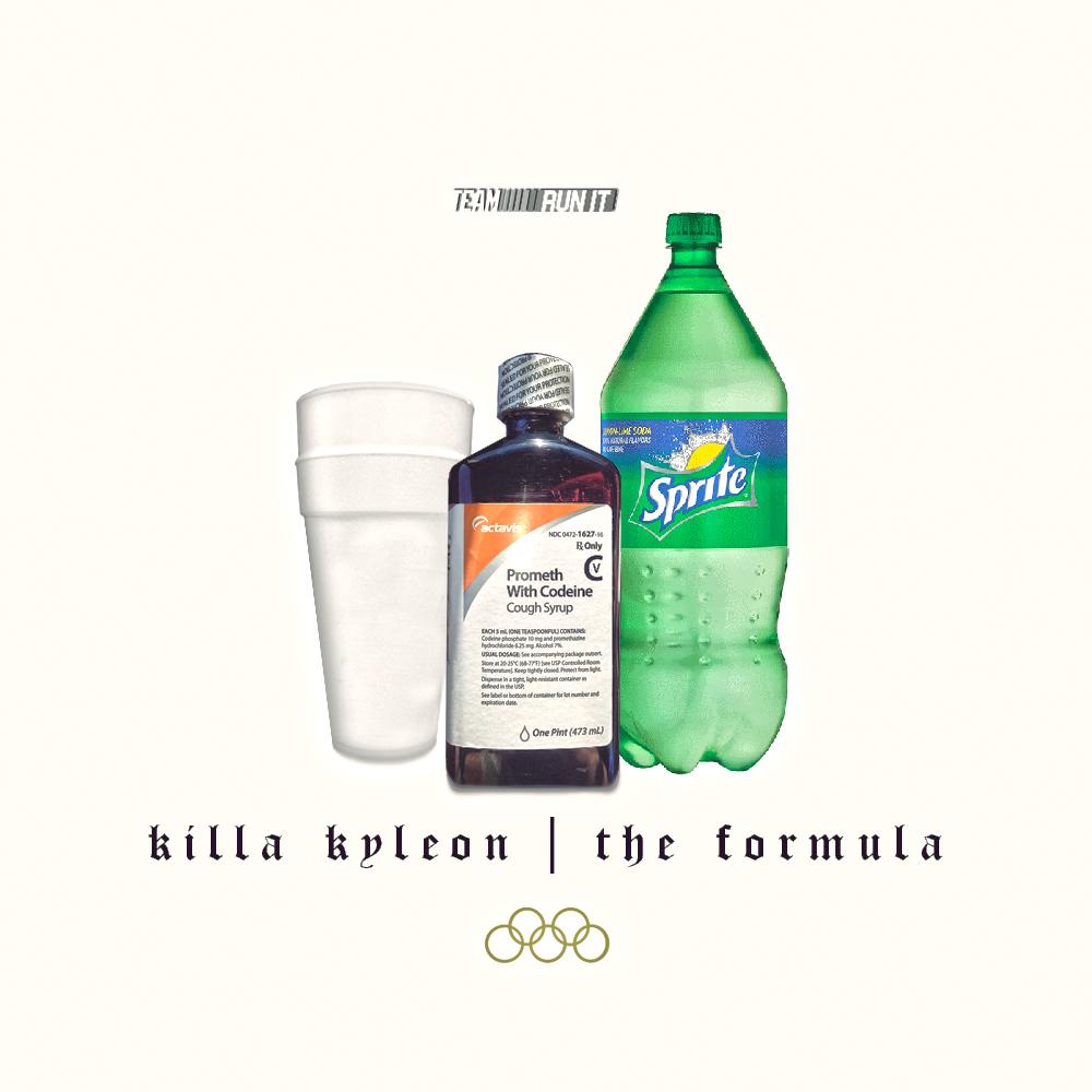 Killa Kyleon - The Formula (Freestyle)