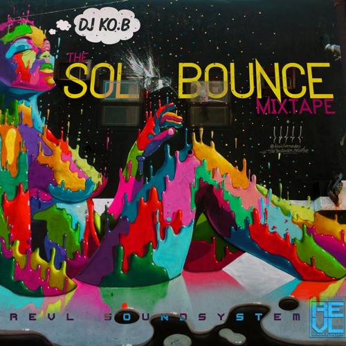 DJ KO.B Sol Bounce mixtape