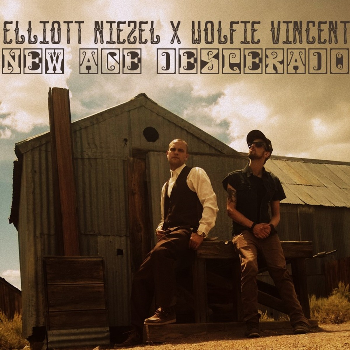 Elliott Niezel x Wolfie Vincent - New Age Desperado [Artwork]