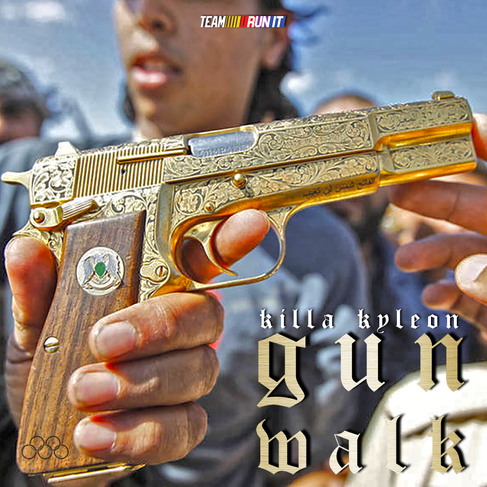 Killa Kyleon - Gunwalk (Freestyle)