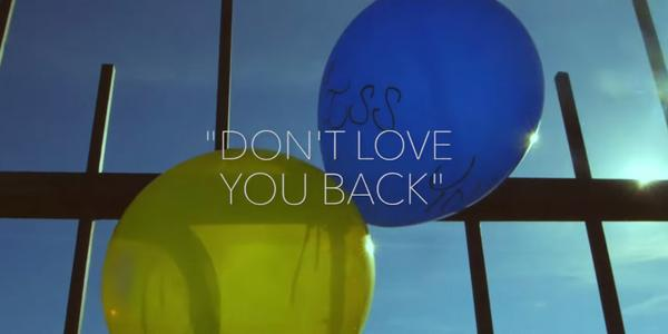 don't love back