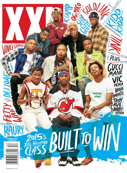 The 2015 XXL Freshmen Class