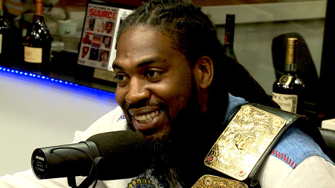 Pastor Troy Talks Indy Grind Breakfast Club