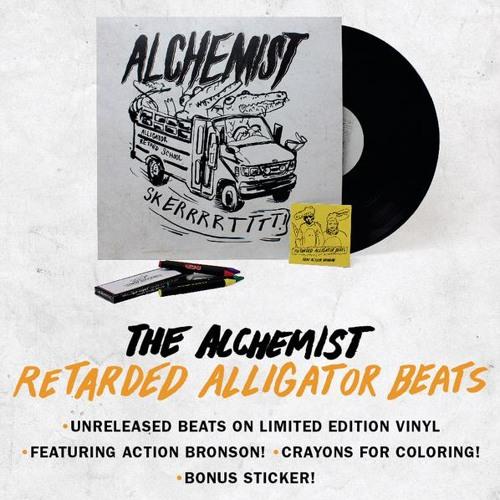 The alchemist retared alligator beats