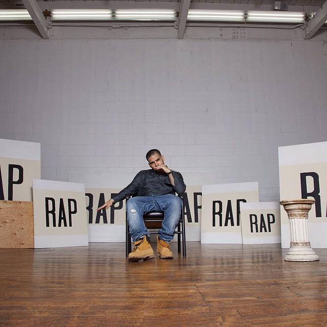 shirt rap painting